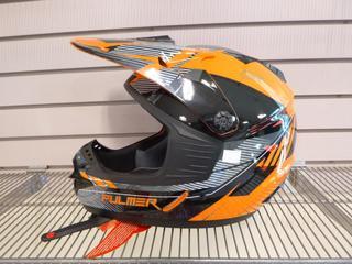 (1) Unused Fulmer Helmet, Model 202/Edge, Size X-Large