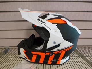 (1) Unused MT Helmets Duo Sport Helmet, Size Large