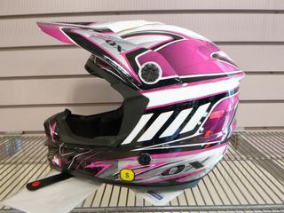 (1) Unused Zox Helmet, Part 88-20762, Size Small
