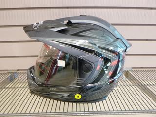 (1) Unused Zox Helmet, Part 88-31373, Size Medium