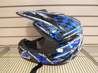 (1) Unused Fulmer Helmet, Part AF-X302307F, Size X-Large
