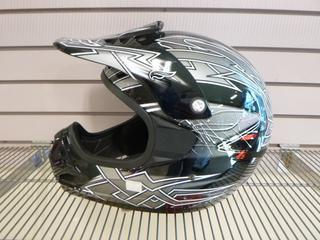 (1) Unused Fulmer Helmet, Part AF-X6028-05D, Size 4X-Large