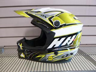 (1) Unused Zox Helmet, Part 88-20746, Size 2X-Large