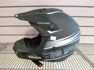 (1) Unused 509 Altitude Helmet, Model Evolution Carbon Fiber C2, Size X-Large