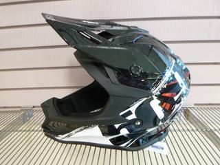 (1) Unused 509 Altitude Helmet, Part 509-HEL-ABL-4XL, Model Black List, Size 4X-Large