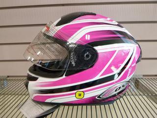 (1) Unused Zox Helmet, Part 88-31564, Model Thunder 2, Size Medium