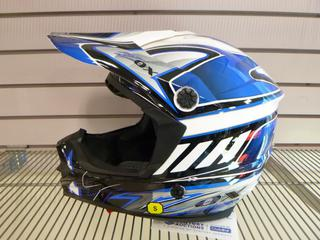 (1) Unused Zox Helmet, Part 88-20722, Model Rush, Size Small