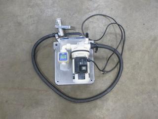 (1) Suzzara Blue DEF Pump, F00201AE