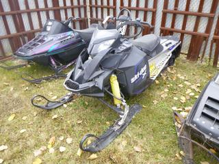2009 Ski Doo Summit Rev XP Snowmobile c/w 146 IN. Track, 2 1/2 IN. Paddles, VIN 2BPSCH9DX9V000067 *NOTE: Parts Only*