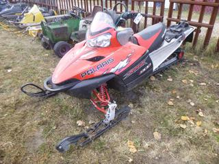 Polaris RMK 900 Snowmobile *NOTE: Parts Only, Does Not Run*