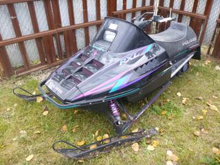 1996 Polaris Indy RXL 65, Showing 3,789 Miles, SN 26609521 *NOTE: Parts Only*