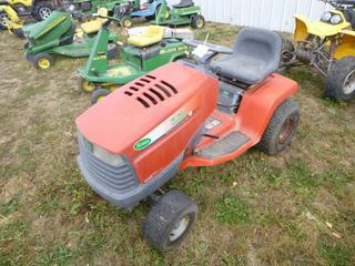 Scotts 16 HP/42 In. Automatic Lawn Mower c/w Kohler, SN 3034103243 *Note: Parts Only, No Mowing Deck*
