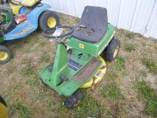 John Deere T2041 Riding Lawn Mower, SN 040906M *Note: Parts Only*