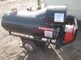 Fiagro Industries Heat Cannon Model FVP-400/FVN-400 Input: 395,000 BTU/HR.