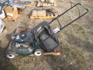 Craftsman Lawn Mower c/w 6.0 HP Engine.