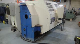 2001 Paramount PA 33X3000 380V 3-Phase CNC Lathe C/w 21in Chuck, Steady Rest, Turning Tool, Live Center, Fagor Control, 120in Centers, Second Steady Rest And 19in Chuck. *Note: Buyer Responsible For Load Out, Scheduled Removal Required Please Contact Matt @780-360-3513*