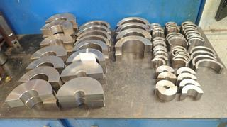 Qty Of Drill Bar Clamp Holders