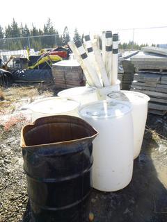 Quantity of Barrels.