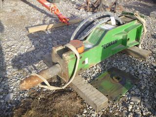 2015 Rockram Model 3830TL Hydraulic Hammer, SN M150094.