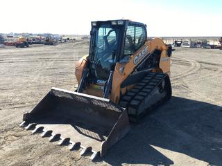 2013 Case TV380 Tracked Skid Steer c/w Ride Control, Aux. Hydraulics, Showing 1970 Hours. S/N JAFTV380CDM464023.