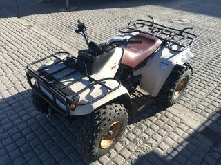 Yamaha Moto-4 ATV S/N JY42HTW02JC042274.