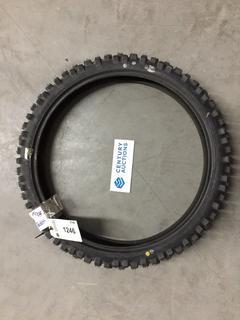 Dunlop Rear Tire D739FA, 70/100-19 42M.