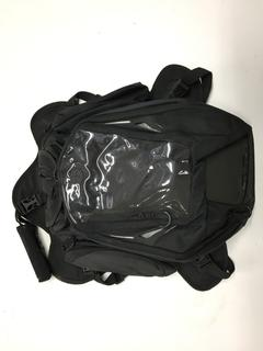 Backpack Style Motorcycle Tank Bag.
