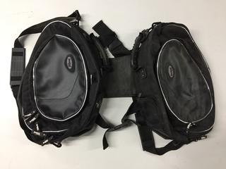 Motorcycle Saddle Bags.