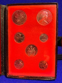 1971 Canada Coin Set.