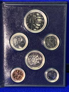 1982 Canada Coin Set.