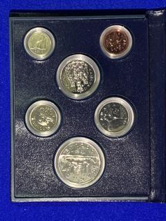 1983 Canada Coin Set.