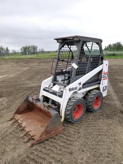 2006 Bobcat 463 Skid Steer c/w Kubota D1005, Showing 2,380 Hours, Heater, 43 In. Digging Bucket, 23x8.50-12 Tires, SN 538912176