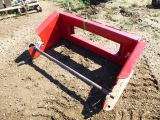 45 In. Attachments and More Skid Steer Sod Roller, Model ATSR0