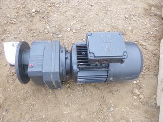 Sew EuroDrive Multi Stage Helical Gear Motor (Row 1-2)