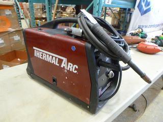 Thermal Arc MIG Welder, Part W1002500, 140 Fabricator Weld Skill, 20A, 120V, S/N E1200062W1002500 (E-2)