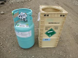 Refrigerant Gas R-134A (Row 1-1)