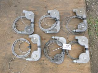 (6) Tank Gauge Pulley System (Row 1-1)