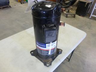Copeland Scroll Three Phase Compressor, Model ZR57K3E-TFE-250 (B2)