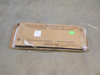 Unused Caloritech Industrial Convection Heater, 240V, 1 Ph, 3 kw (R-3-1)