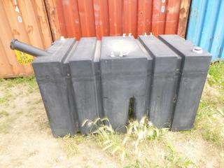 Fuel Storage Tank, 64 In. x 34 In. X 37 In. (Row 1-1)