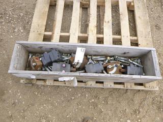 Roller Stator Hydraulic Motors (Row 1-2)