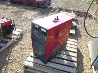 Lincoln Electric Power Wave 450 Robotic Welder, SN U1990832773, *Note: Parts Only* (Row 1-1)