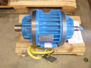 Sweco Motion Generator Electric Motor C/w 2.5 HP, SN E02C48051N-27-10113 (Z)