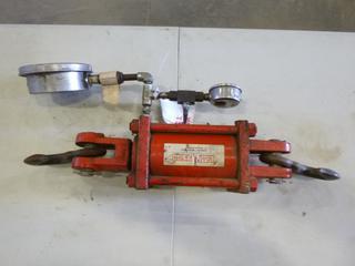 Lion Hydraulic Cylinder, Size 2500 PSI (A2)