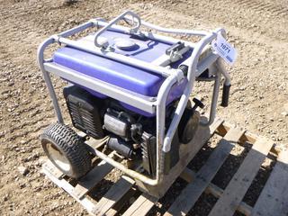 Yamaha EF5500DE Generator (Row 1-1)