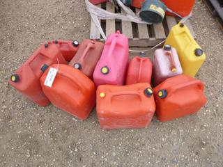 (10) Jerry Cans (Row 1-1)