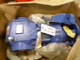 SM-CYC10 BBB Drive, Model IHYJS-5A110-Y1-46, S/N BC0023132, Ratio 39, RPM 1750