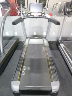 Matrix 120V Ultimate Deck Treadmill *Note: Cracks In Plastic On Front Bottom*