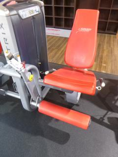 Matrix Leg Extension Machine