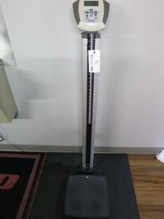 Health O Meter Model 597KL 600lb Cap. Weight Scale